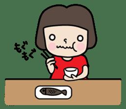 Ume-chan sticker #400482