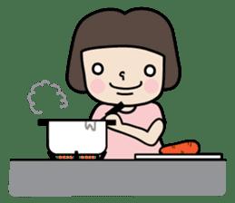 Ume-chan sticker #400488