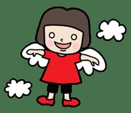 Ume-chan sticker #400496