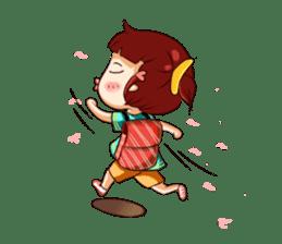 Otaku Hatsuki sticker #400661