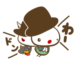 Shinshi-mushi sticker #401594