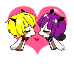LiLi&RuRu sticker #402498