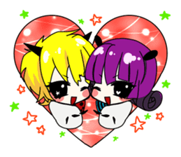 LiLi&RuRu sticker #402499