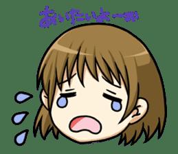 ReactionSticker of Sammy in love/Japan sticker #402882