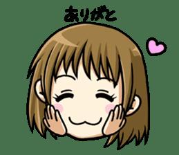 ReactionSticker of Sammy in love/Japan sticker #402889