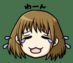 ReactionSticker of Sammy in love/Japan sticker #402898