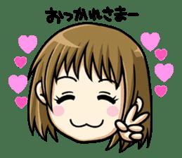 ReactionSticker of Sammy in love/Japan sticker #402899