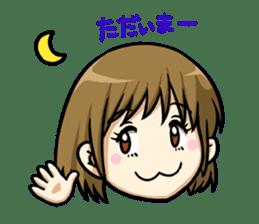 ReactionSticker of Sammy in love/Japan sticker #402903