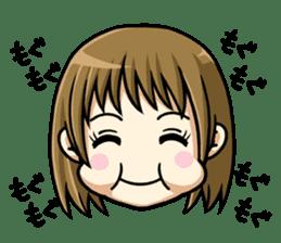 ReactionSticker of Sammy in love/Japan sticker #402906