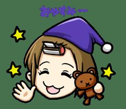 ReactionSticker of Sammy in love/Japan sticker #402910