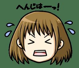 ReactionSticker of Sammy in love/Japan sticker #402917
