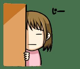 ReactionSticker of Sammy in love/Japan sticker #402919