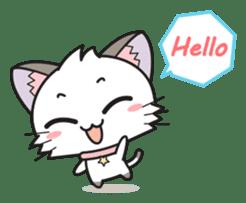 Hoshi & Luna Diary 2 sticker #403321