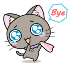 Hoshi & Luna Diary 2 sticker #403322