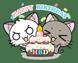 Hoshi & Luna Diary 2 sticker #403333
