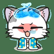 Hoshi & Luna Diary 2 sticker #403349