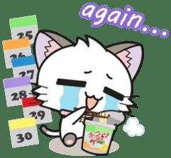 Hoshi & Luna Diary 2 sticker #403358
