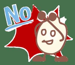 gen-chan sticker #403482