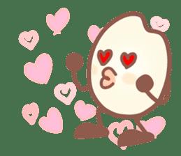 gen-chan sticker #403502
