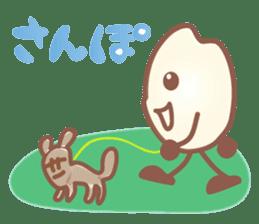 gen-chan sticker #403514