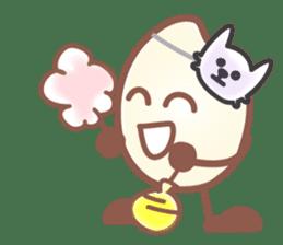 gen-chan sticker #403516