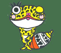 Mr.Leopa sticker #403813