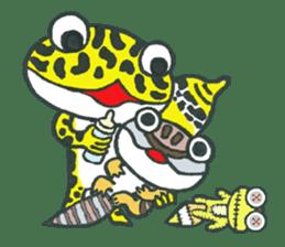 Mr.Leopa sticker #403823