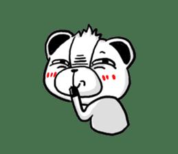 wolabear sticker #404207