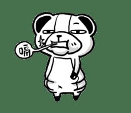 wolabear sticker #404230