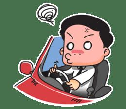TIK & TOK The Office Lover sticker #404843
