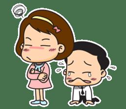 TIK & TOK The Office Lover sticker #404868