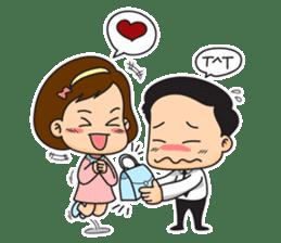 TIK & TOK The Office Lover sticker #404869