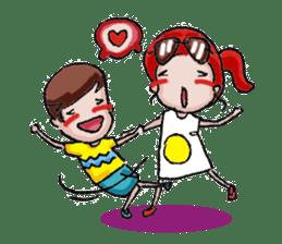 J & P's (shiny & love) sticker #405918