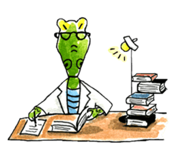 Dr.Crocodile sticker #406011