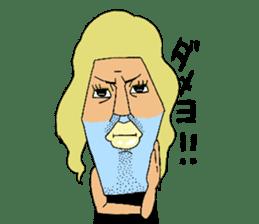 okamachan sticker #406814