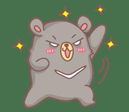 C.M.Bear sticker #407089