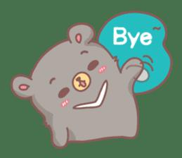 C.M.Bear sticker #407091