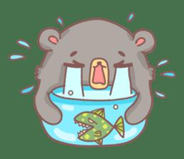 C.M.Bear sticker #407093