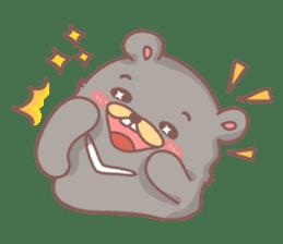 C.M.Bear sticker #407095