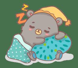 C.M.Bear sticker #407097