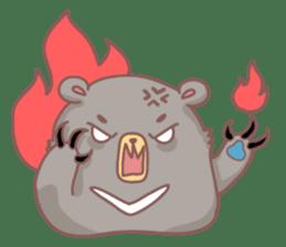 C.M.Bear sticker #407099