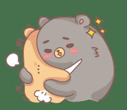 C.M.Bear sticker #407101