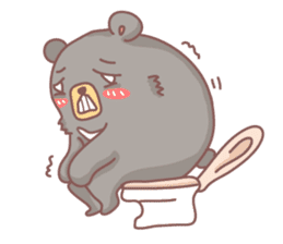 C.M.Bear sticker #407102