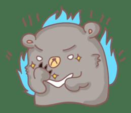 C.M.Bear sticker #407103