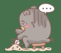 C.M.Bear sticker #407104