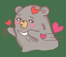 C.M.Bear sticker #407111