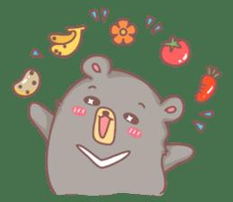 C.M.Bear sticker #407114