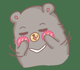 C.M.Bear sticker #407116