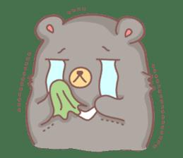 C.M.Bear sticker #407117
