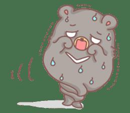 C.M.Bear sticker #407118